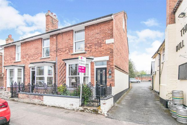 3 bed end terrace house for sale in High Street, Cavendish, Sudbury CO10