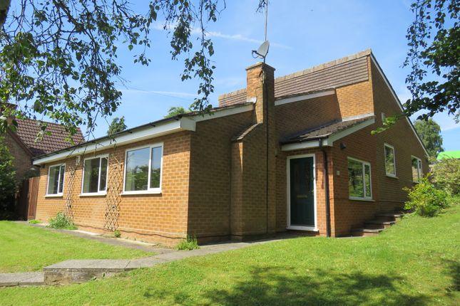 Thumbnail Detached bungalow for sale in Grafton View, Wootton, Northampton