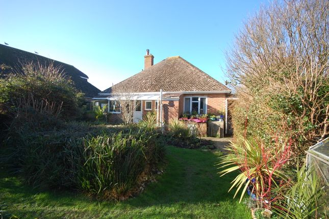 Thumbnail Detached bungalow for sale in Bonnar Road, Selsey