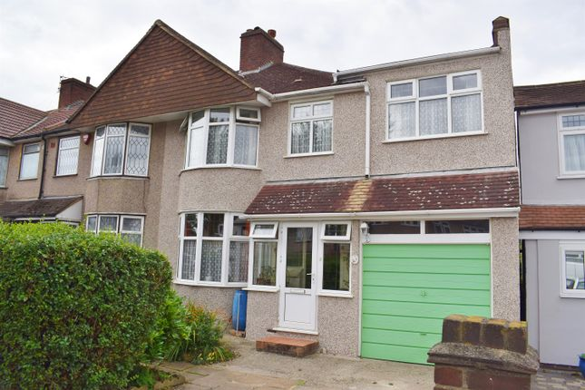 Thumbnail End terrace house for sale in Harcourt Avenue, Sidcup, Kent