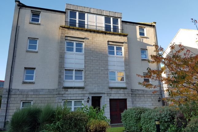 Thumbnail 2 bed flat to rent in Charles Street, St Stephens' Court, Aberdeen
