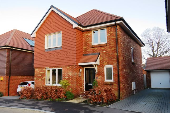 Thumbnail Detached house for sale in Bramble Way, Crawley Down, Crawley