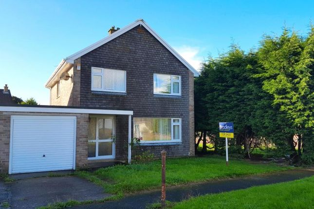 4 bed detached house for sale in Caldicot Gardens, Plymouth, Devon