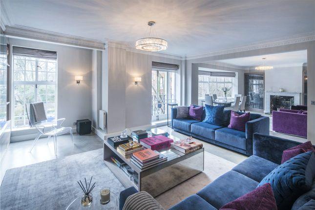 Thumbnail Flat for sale in Eton Court, Eton Avenue, Belsize Park