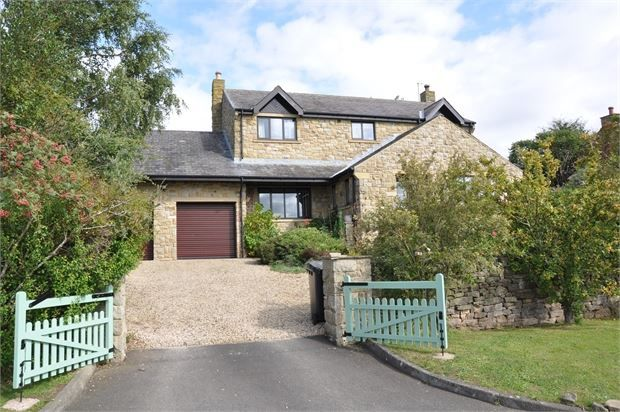 Thumbnail Detached house for sale in Heugh House Lane, Tofts Bank, Haydon Bridge