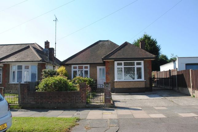 Thumbnail Detached bungalow for sale in Carlton Avenue, Westcliff-On-Sea