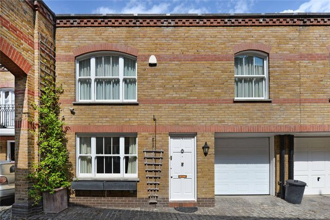 Thumbnail Mews house for sale in Onslow Mews West, London