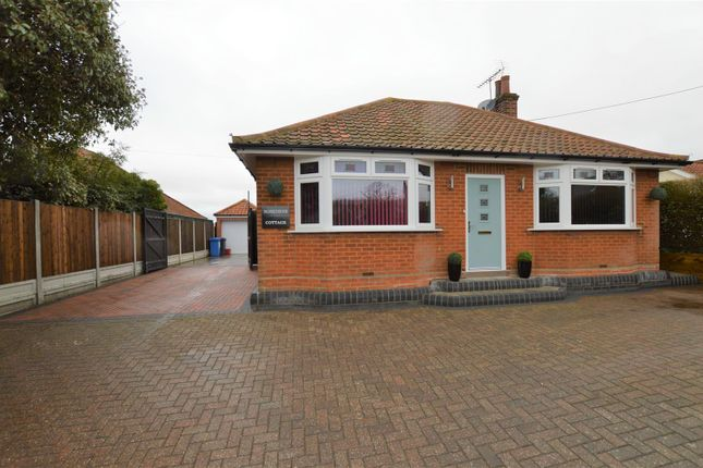 Thumbnail Detached bungalow for sale in Brantham Hill, Brantham, Manningtree