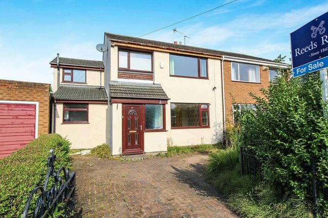 Thumbnail Semi-detached house to rent in Kenilworth Drive, Heswall, Wirral