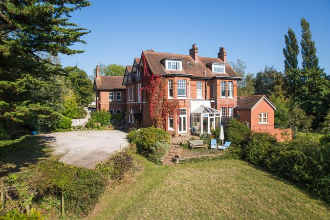 Thumbnail Semi-detached house for sale in Hulham Road, Exmouth, Devon