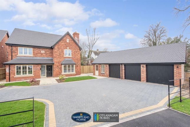 Thumbnail Detached house for sale in The Paddocks, Coventry Road, Bulkington