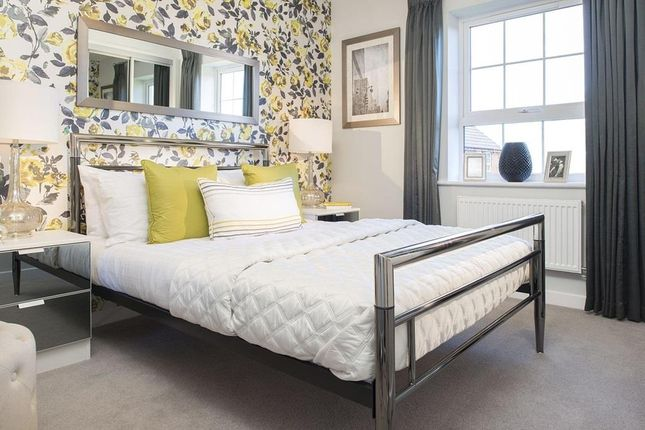 """4 bedroom detached house for sale in """"Irving"""" at Wonastow Road, Monmouth"""