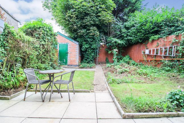 Rear Garden of Bruce Road, Coventry CV6