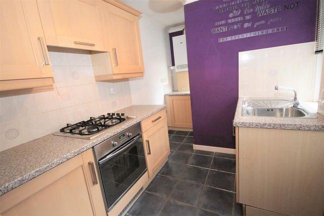 Kitchen of West Gate, Wishaw ML2