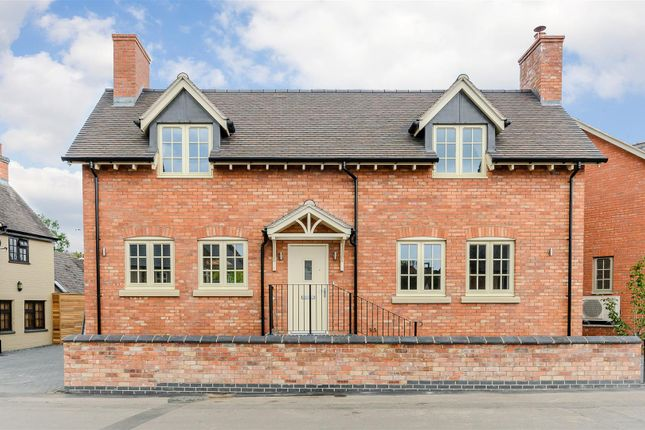 Thumbnail Detached house for sale in The Square, Snitterfield, Stratford Upon Avon, Warwickshire