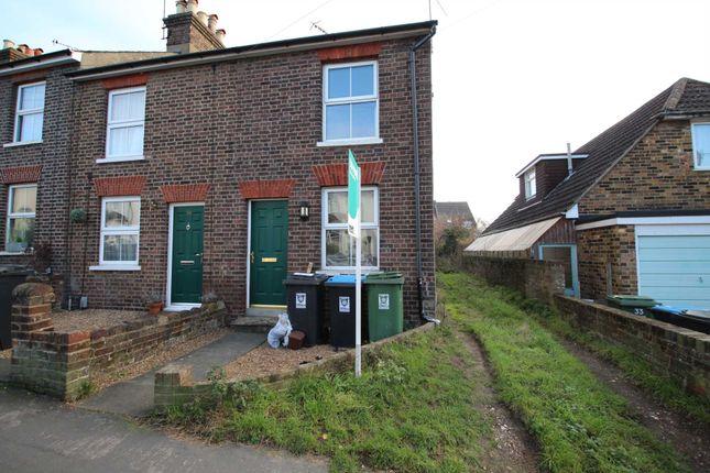 Thumbnail Terraced house to rent in Cowper Road, Hemel Hempstead