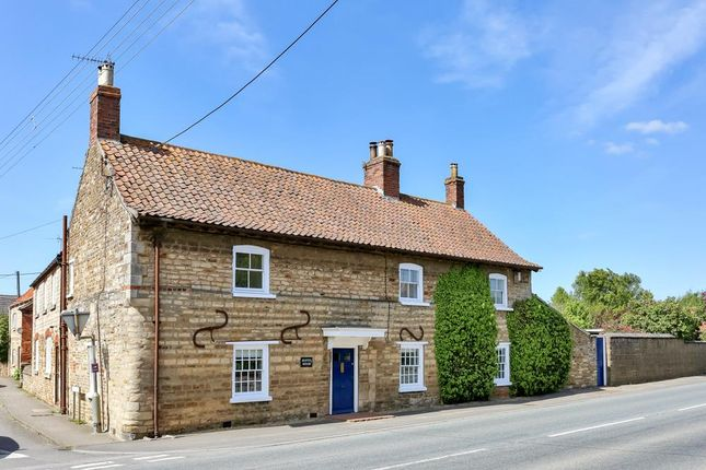 Thumbnail Cottage for sale in Main Road, Barkston, Grantham