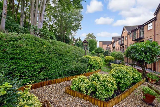Communal Gardens of Esplanade, Rochester, Kent ME1