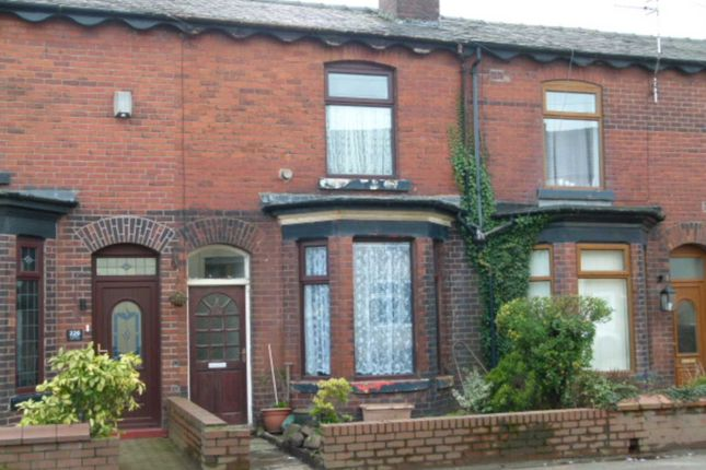 Thumbnail Terraced house for sale in Station Road, Blackrod, Bolton