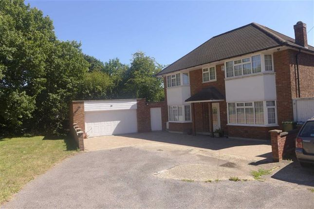 Thumbnail Detached house for sale in Vernon Drive, Stanmore, Middlesex