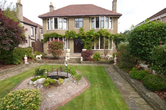 Thumbnail Detached house for sale in Morecambe Road, Lancaster