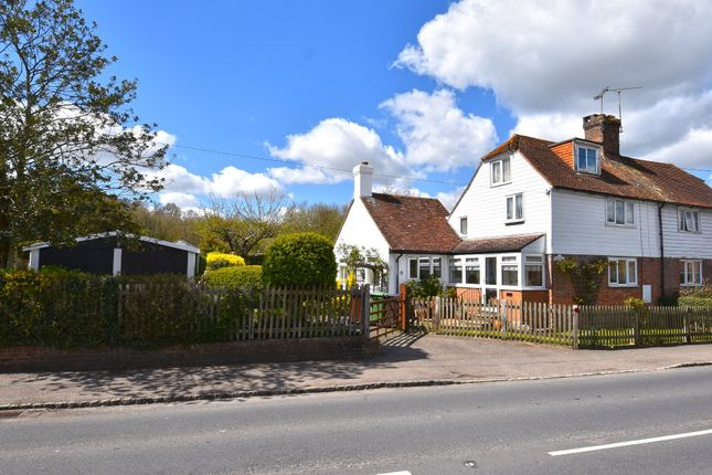 Thumbnail Semi-detached house for sale in Main Street, Peasmarsh, Rye