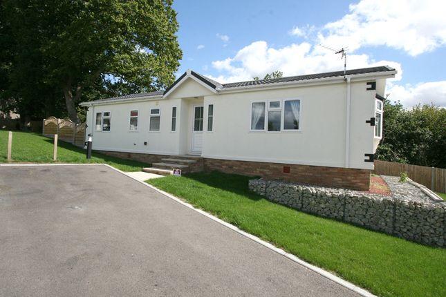 Thumbnail 2 bed mobile/park home for sale in Benendenden Rd, Biddenden