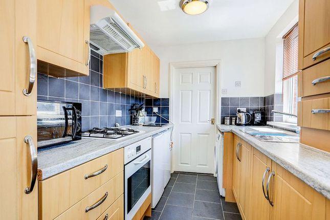 Thumbnail Flat for sale in Jubilee Terrace, Bedlington