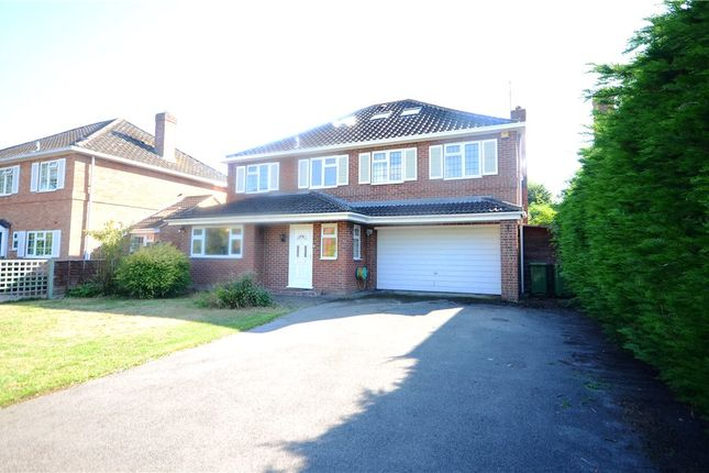 Thumbnail Detached house for sale in Beverley Close, Basingstoke, Hampshire