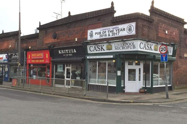 Thumbnail Pub/bar for sale in Liverpool L13, UK
