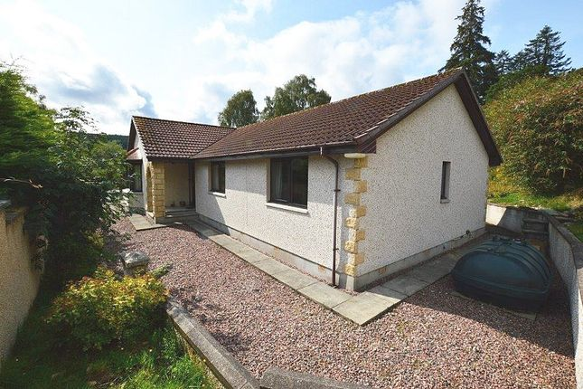 Thumbnail 4 bed detached house for sale in Greenview Pitkerrald Road, Drumnadrochit, Inverness