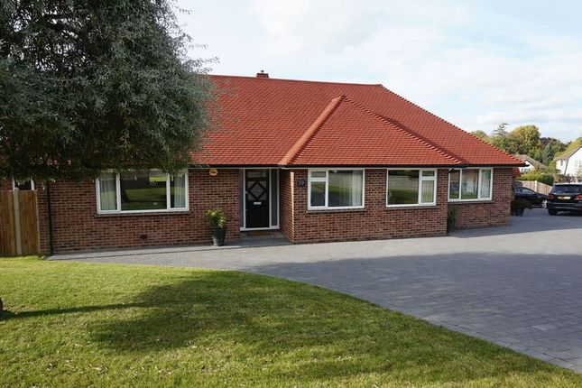 Thumbnail Detached bungalow for sale in Larchwood Close, Banstead