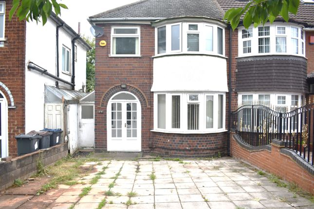 Thumbnail Semi-detached house for sale in Teddington Grove, Great Barr, Birmingham