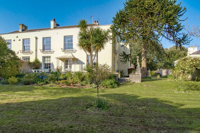 Thumbnail Flat for sale in Osborne Road, Plymouth