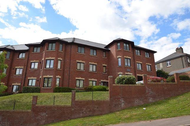 Thumbnail Flat to rent in Pen-Y-Lan Court, Gibbs Road, Newport