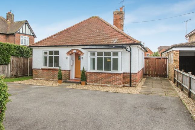 Thumbnail Detached bungalow to rent in Browns Road, Holmer Green, High Wycombe