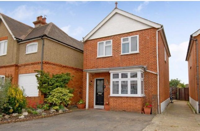 Thumbnail Detached house to rent in Whitley Wood Lane, Reading