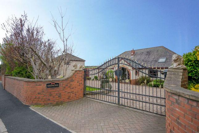 Thumbnail Detached bungalow for sale in Greenacres, Scott Green, Gildersome, Morley, Leeds