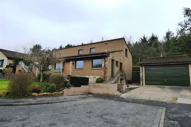 Thumbnail Detached house for sale in 11, Netherby Park, Glenrothes