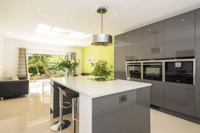 Thumbnail Detached house for sale in Hellwood Ghyll, Thorner Lane, Scarcroft, Leeds