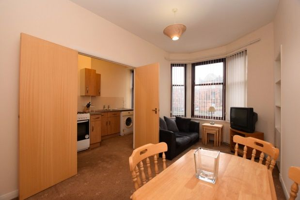 Thumbnail Flat to rent in Aitken Street, Dennistoun, Glasgow