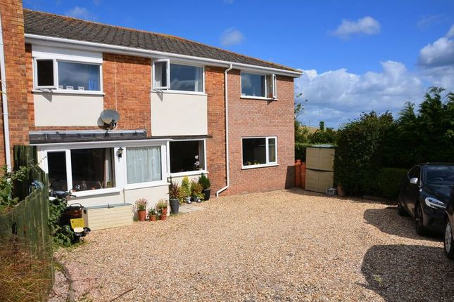 Thumbnail Semi-detached house for sale in Raddicombe Close, Brixham