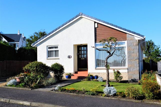 Thumbnail Bungalow for sale in 6 Glebe Place, Kinghorn, Fife