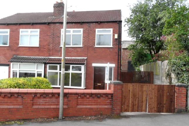 Thumbnail Semi-detached house to rent in St Stephens Avenue, Whelley, Wigan