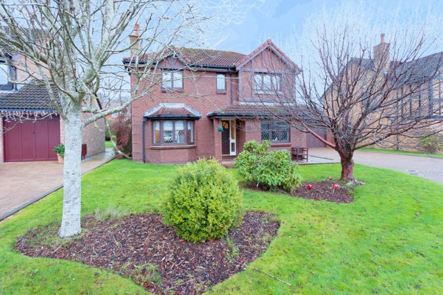Thumbnail Detached house for sale in Woodcroft Grove, Aberdeen
