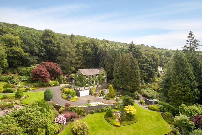 Thumbnail Detached house for sale in Rocklands, Newby Bridge Road, Windermere