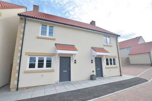 Thumbnail Semi-detached house for sale in Pickford Fields, Chilcompton