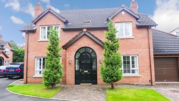 Thumbnail Detached house to rent in Carnreagh Mews, Hillsborough