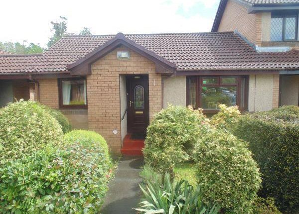 Thumbnail Terraced bungalow to rent in Crosslee Park, Crosslee, Johnstone