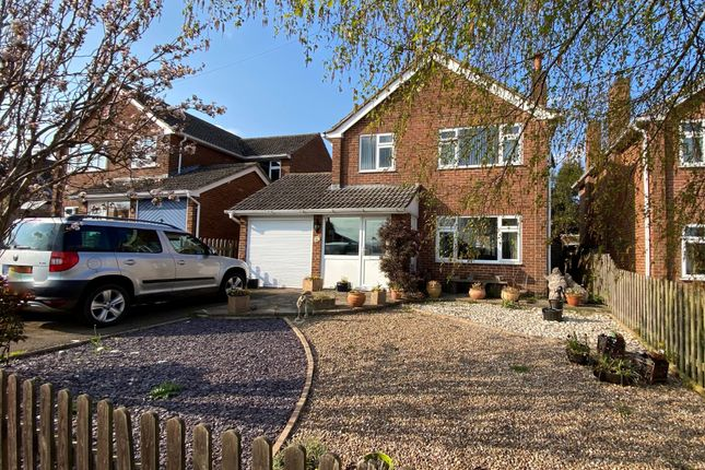 Thumbnail Detached house for sale in Mill Grove, Whissendine, Oakham